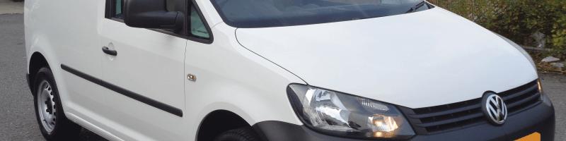 volkswagen caddy verzekeren
